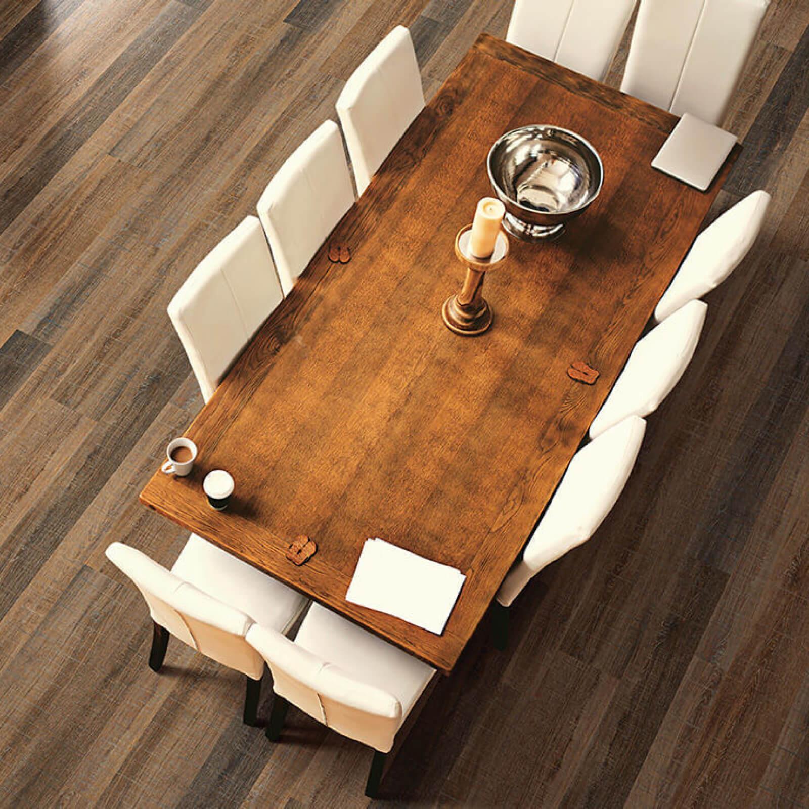 Dining room flooring | Great Floors