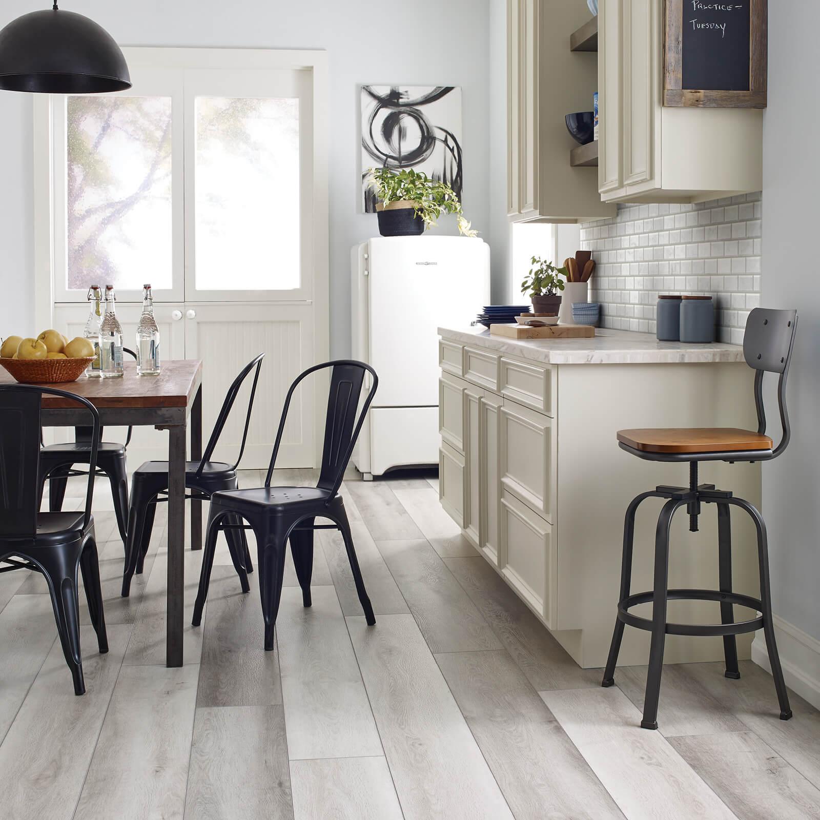 Farm House Kitchen vinyl flooring | Great Floors