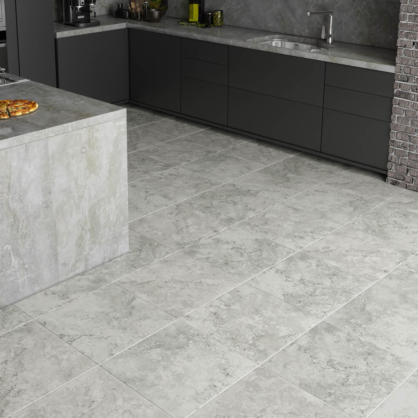 Hartsdale Castle Clay tile flooring | Great Floors