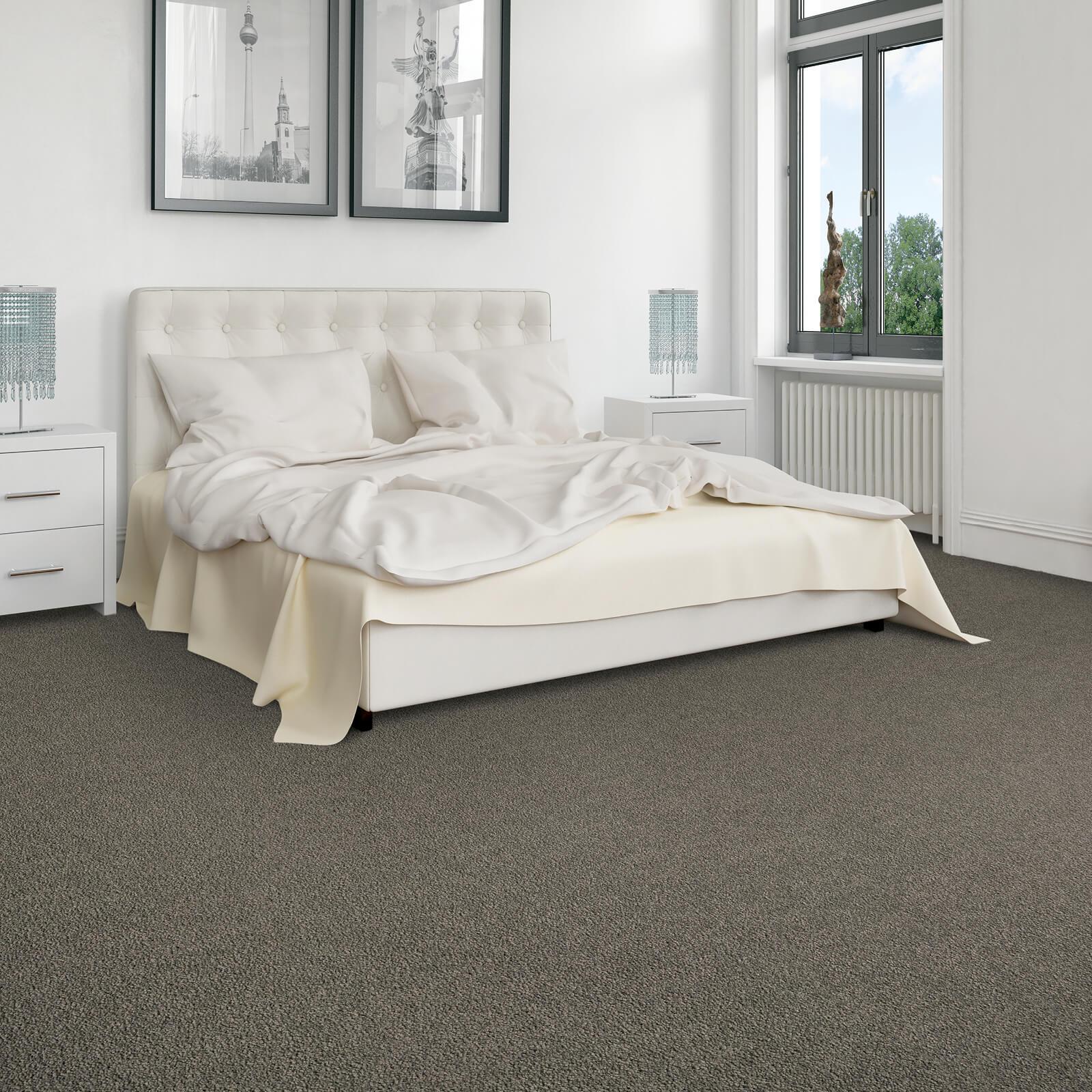 Bedroom black carpet | Great Floors