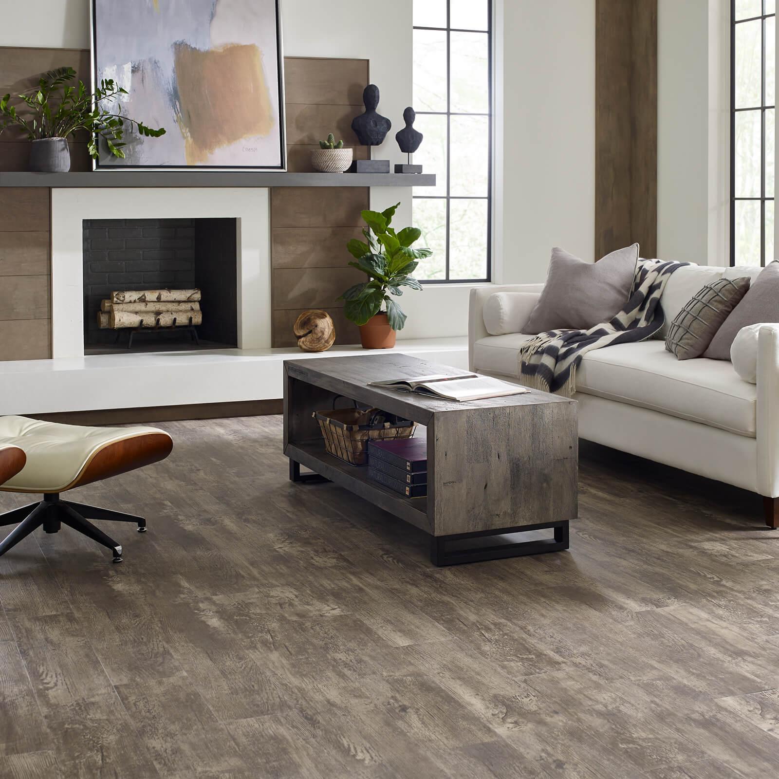 Living room flooring | Great Floors