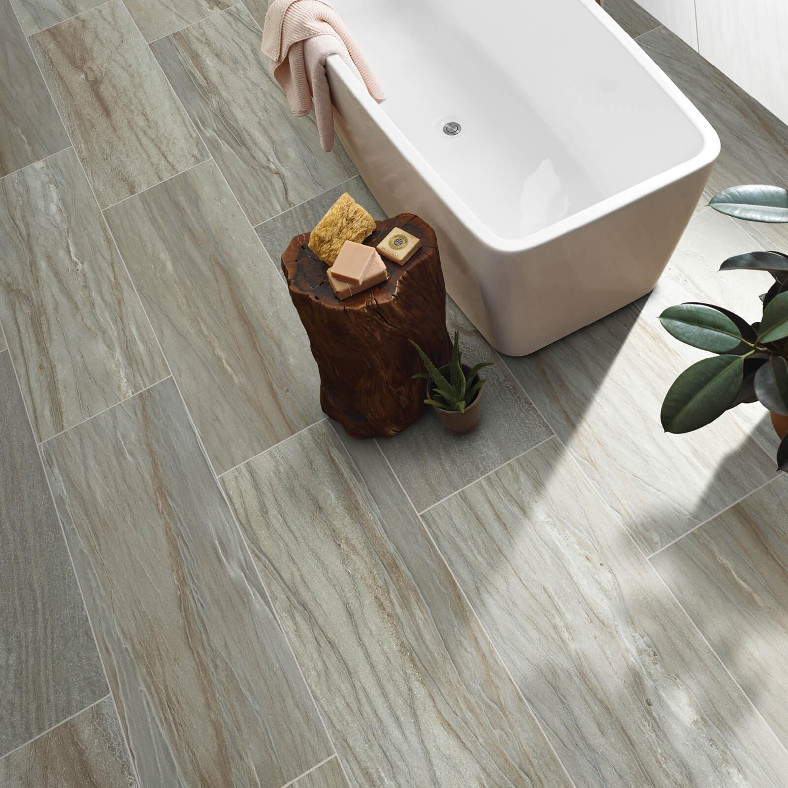 Sanctuary Bathroom Tulum Tide | Great Floors
