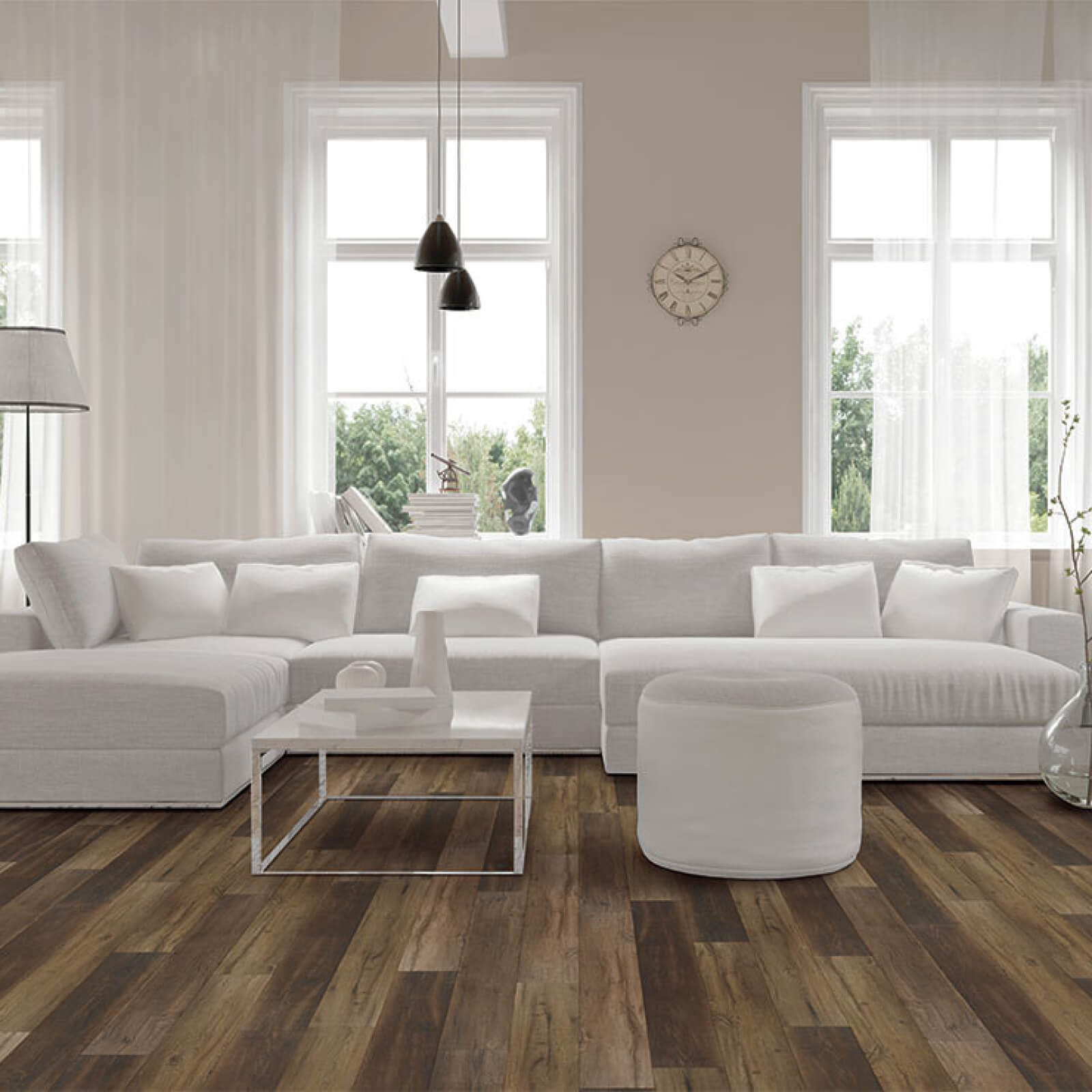White furniture | Great Floors