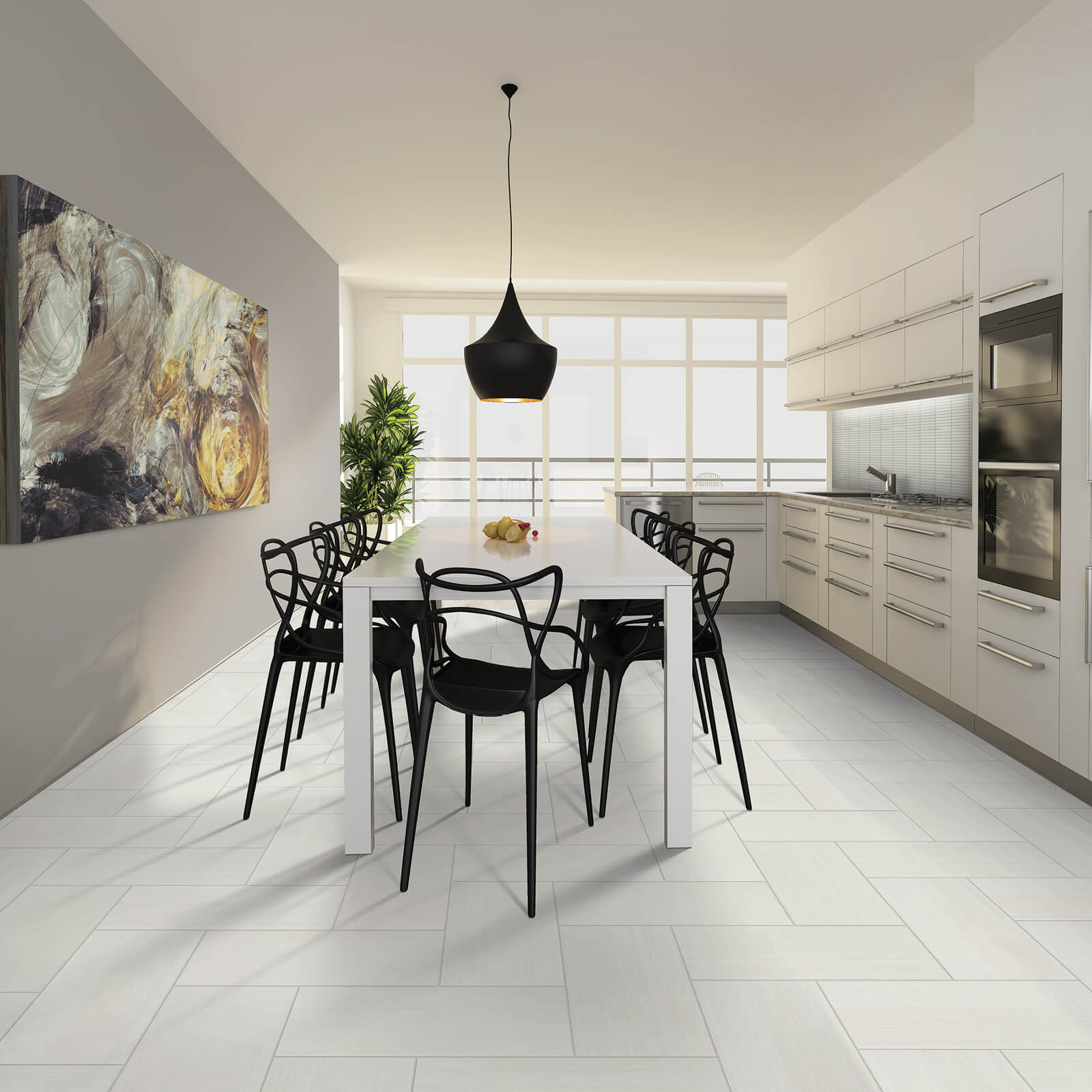 Dining room interior | Great Floors