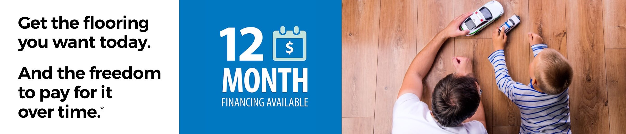 financing banner | Great Floors