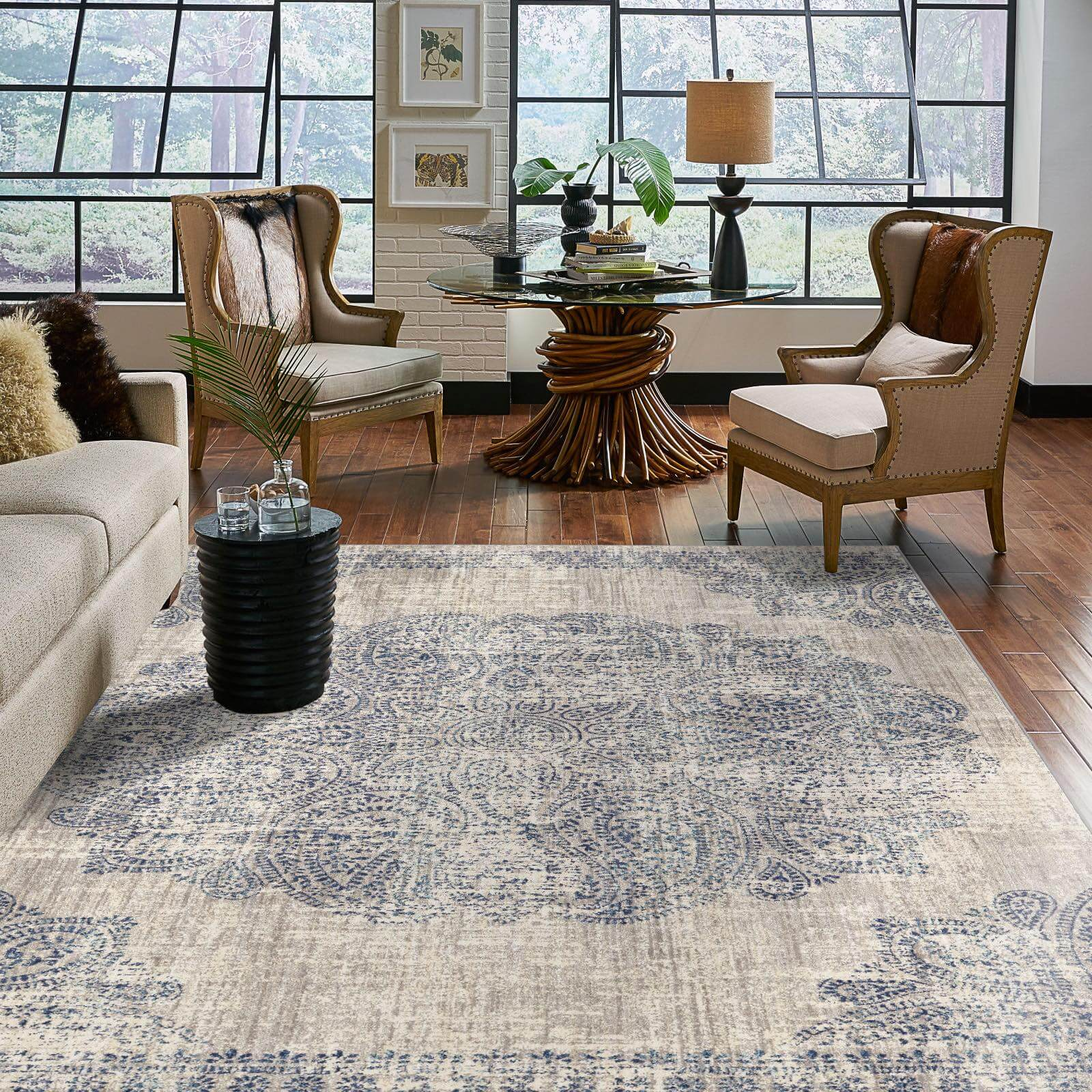 Area Rug in living room | Great Floors