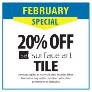 20%off-surface-art-tile | Great Floors