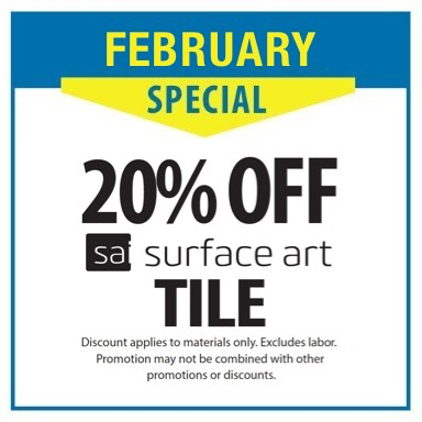 20%off-surface-art-tile | Great Floors
