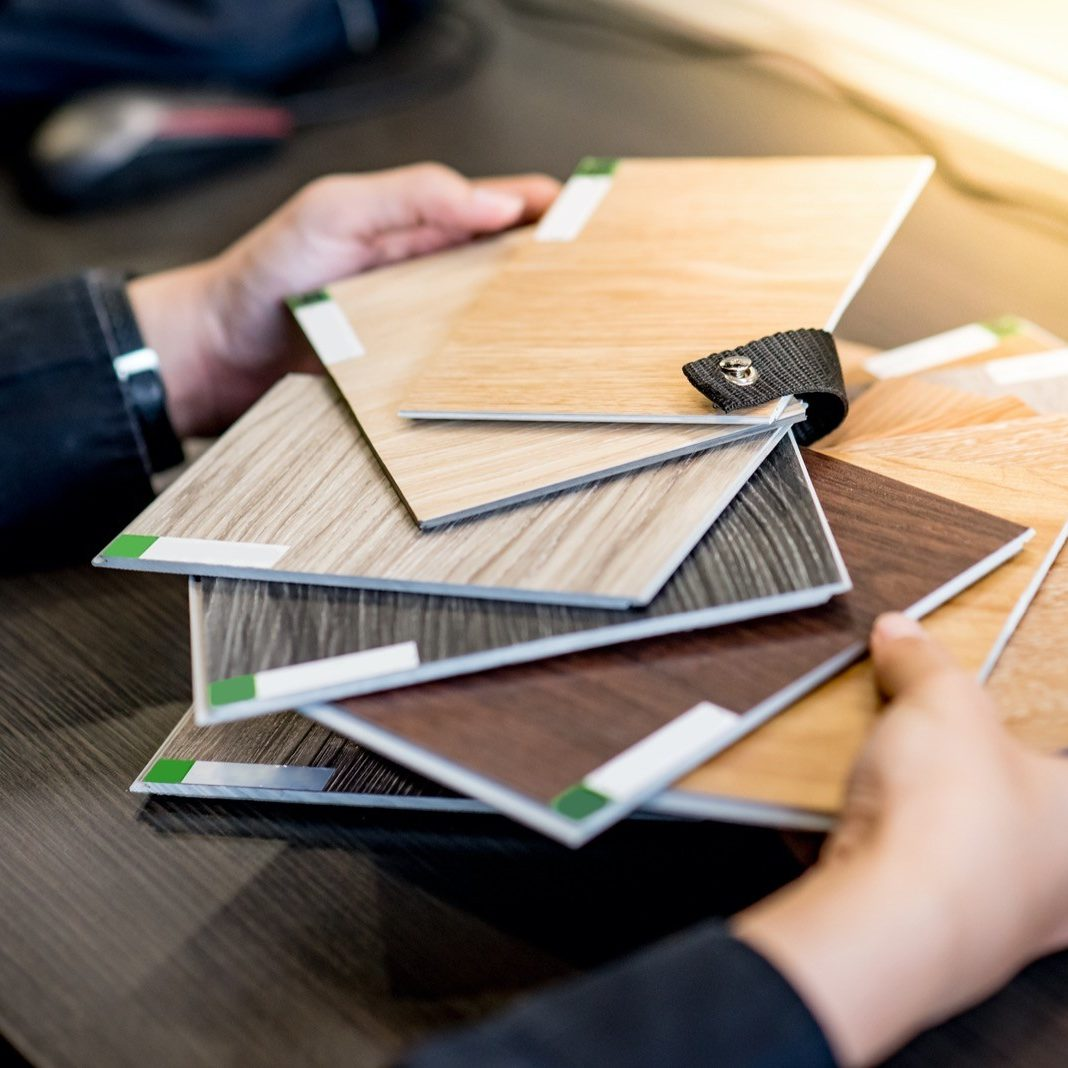 Flooring samples at home | Great Floors