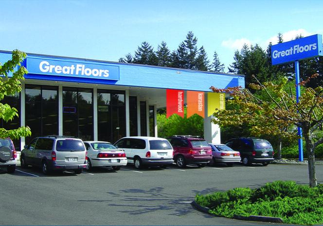 Great Floors Lynnwood Location | Great Floors