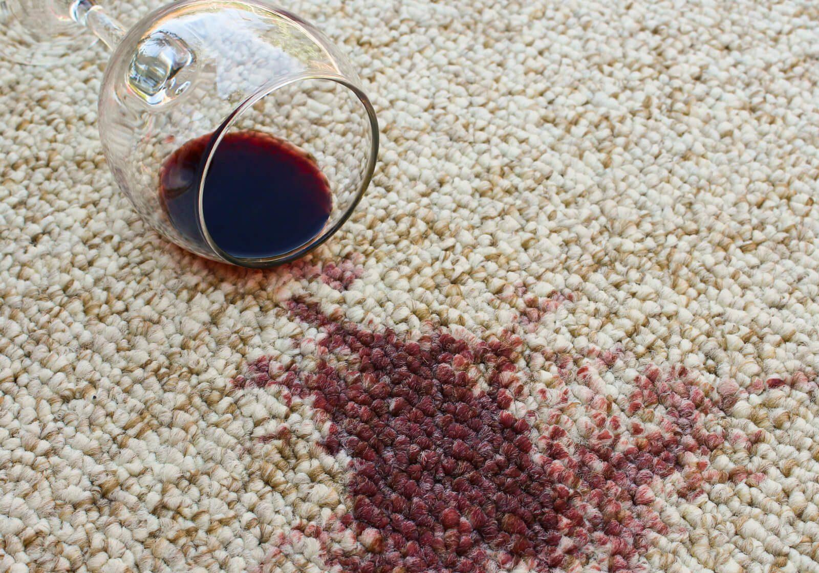 carpet wine spill | Great Floors